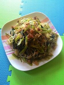 Tumis Tauge Kangkung Original