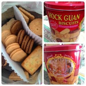Hock Guan Biscuits : Serupa Tapi Tak Sama