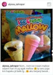 Chomp Chomp Ice Cream Mallow