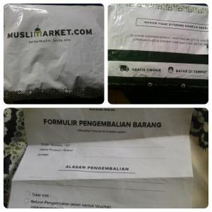 Belanja Perdana Di Muslimmarket Kaget Gimana Gitu ... !