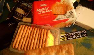 Indomaret Malkist Crackers : Ga Kalah Saing Rasanya