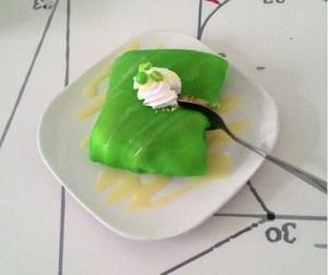 Pancake Avocado MP Purwokerto  : Lumer Dimulut