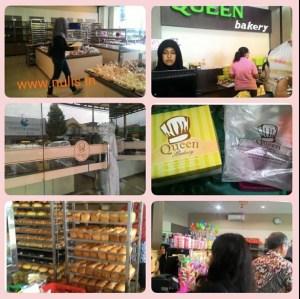 Queen Bakery Purwokerto : Langsung Bisa Pilih Yang Baru Matang