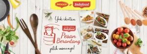 Pesan Berantang Indofood Berhadiah Resep Pilihan