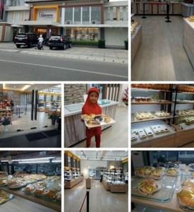 Banana Cake & Bakery Purwokerto : Mengesankan Walau Minim Promo