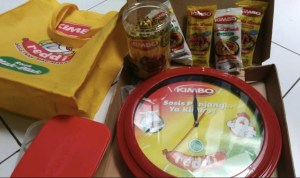 Goodie Bag Kimbo : Hadiah KSL Berbagi Resep