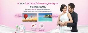 LACTACYD ROMANTIC JOURNEY INDOMARET BERHADIAH TRIP KE TURKI