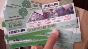 Voucher Pertamina 500K Hadiah Mingguan Kuliner Daerah