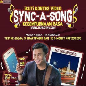 Videokan Aksi Lipsync Teh Kotakmu Berhadiah Trip Ke Jogyakarta