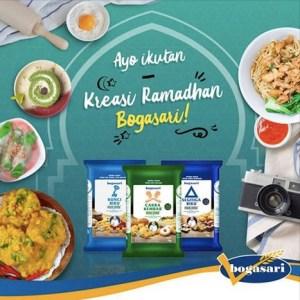 Kreasi Ramadhan Bogasari Berhadiah Voucher Belanja