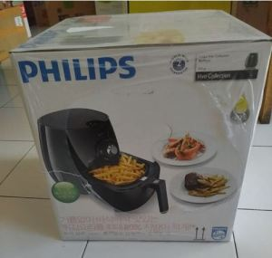 Philips Air Fryer Hadiah Boomerang Contest : Goreng Penuh Drama