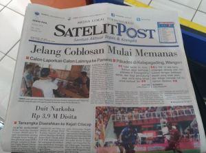 Satelit Pos, Masih Layak Diandalkan Saat Menunggu