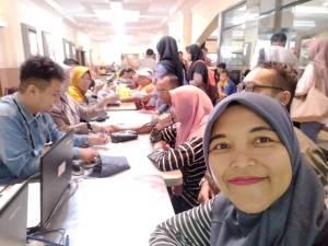 Donor Darah Di Rajawali Cinema Purwokerto, Nonton Senang Perut Kenyang!