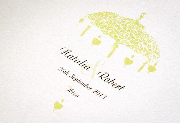 Wedding Invitations Bali Theme