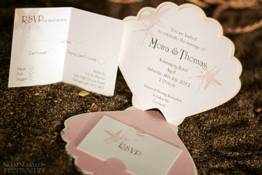 Coastal Finds Collection Beach Themed Wedding