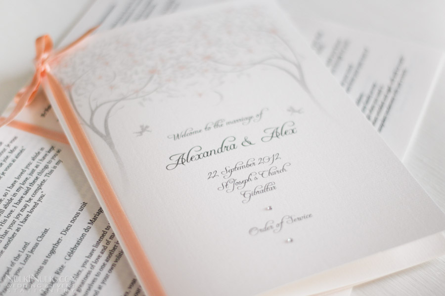 Spring and Summer Weddings Collection  Invitation and