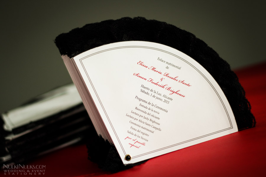A Must See Gallery  Wedding and Event Stationery Designed by Nulki Nulks