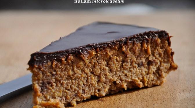 Chocolade en Appelsiencake