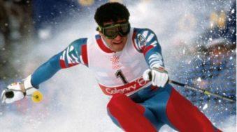 Alberto Tomba Calgary