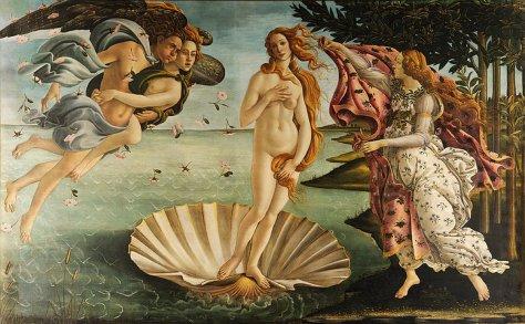 Botticelli Venus