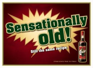 Cynar - sensationally old