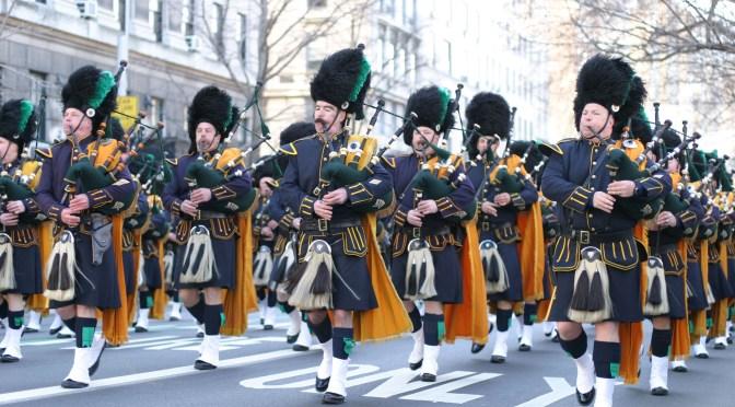 St. Patrick's Day: de wereld kleurt een klein beetje groen