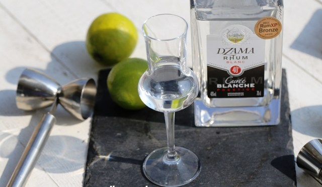 Rhum Dzama Cuvée blanche Prestige
