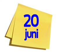 20 juni