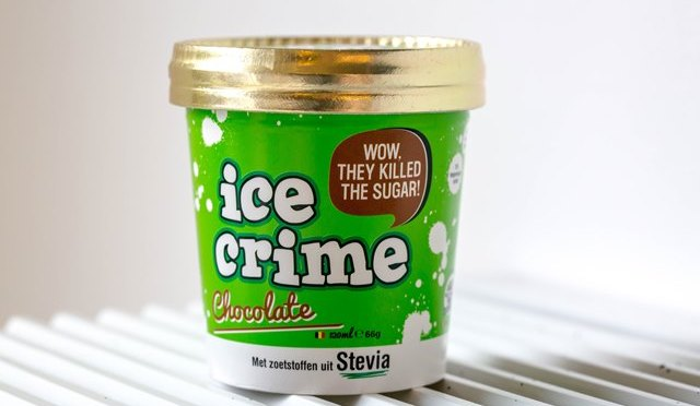 Ice Crime van Just Ice