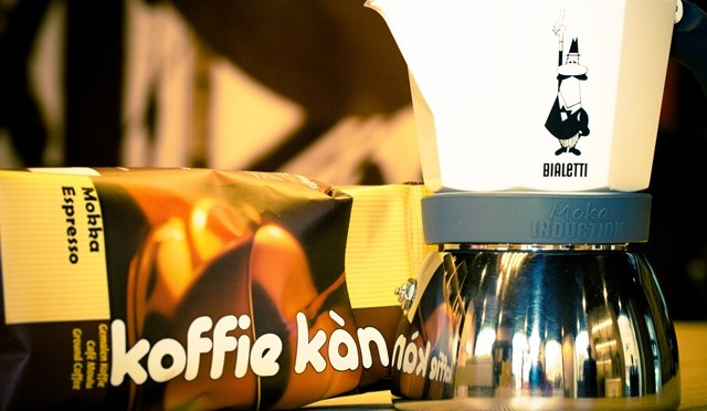 Koffie Kàn slow coffee