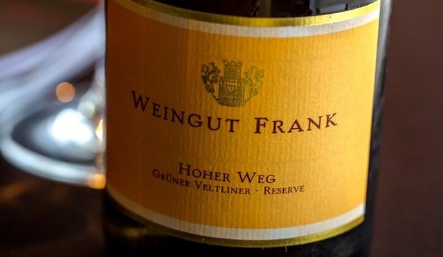 #UNCORKED Gruner Veltliner van Weingut Frank