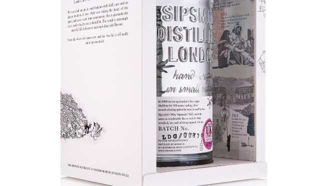 Sipsmith London Dry Gin