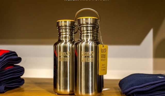 Klean Kanteen Reflect drinkfles
