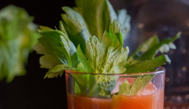 In the Mix: Bloody Mary in een feestelijk kleedje