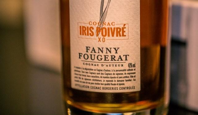 Fanny Fougerat, cognac d'auteur