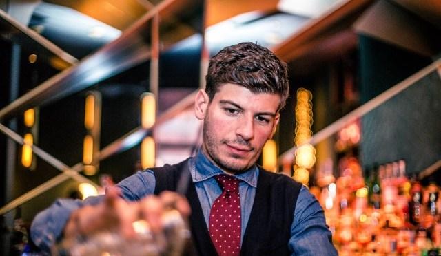 Bar Burbure guest bartending: Connaught Bar London