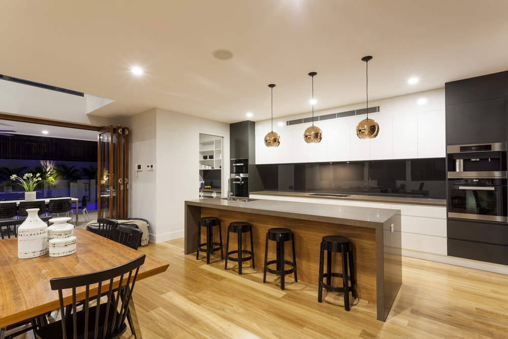 Recycled timber flooring