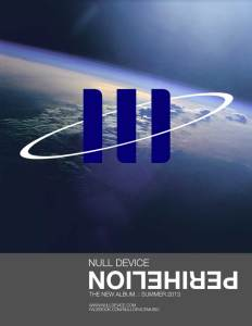 Perihelion promotional poster