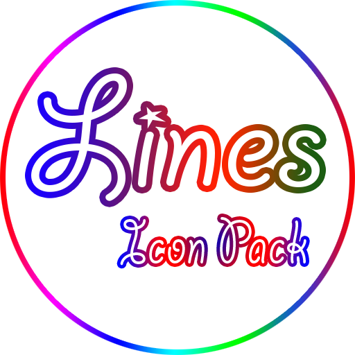 Color lines – Icon Pack 3.2 (PATCHED)