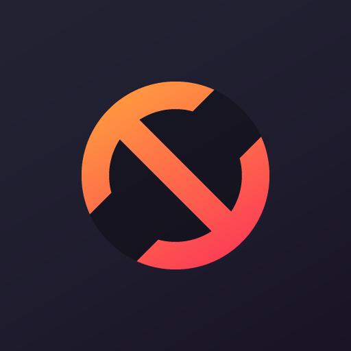 Hera Dark Icon Pack – Circle Shaped Dark Icons 4.9.1