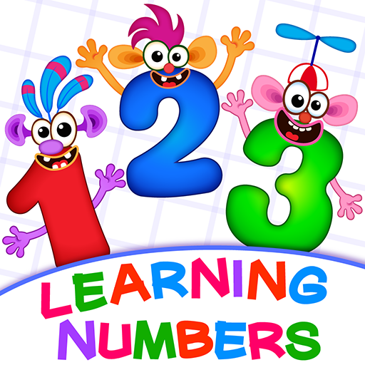 Learning numbers for kids 123 Counting Games v2.0.1.5