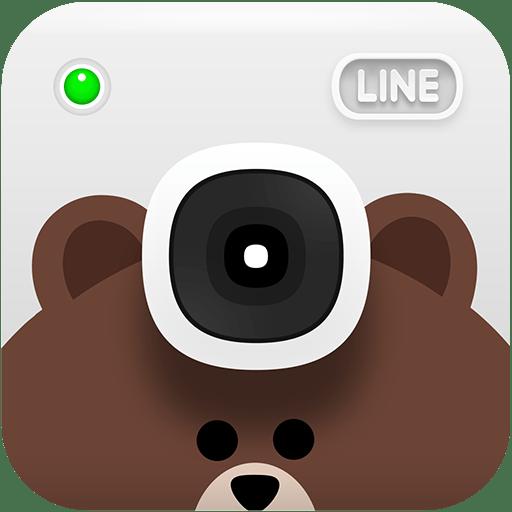 LINE camera 14.2.21
