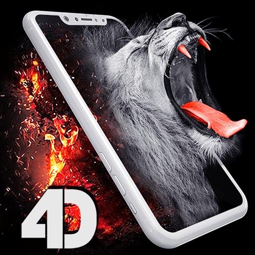 Live Wallpapers 4K, Backgrounds 3D/HD – Pixel 4D Pro 2.8.7