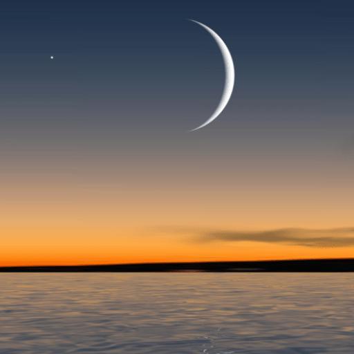 Moon Over Water Live Wallpaper 1.07