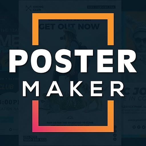 Flyer Maker, Poster Creator,Card Designer PRO 45.0