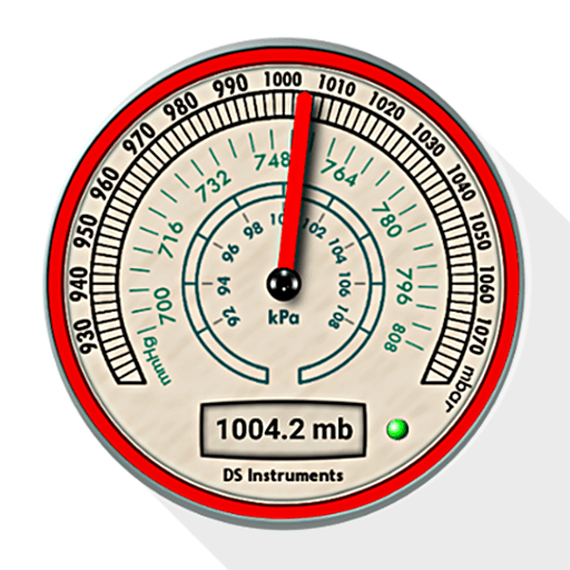 DS Barometer – Altimeter and Weather Information PRO 3.78
