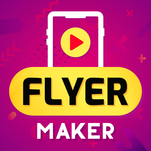Video Flyer, GIF Poster Maker, Video Editor PRO 23.0