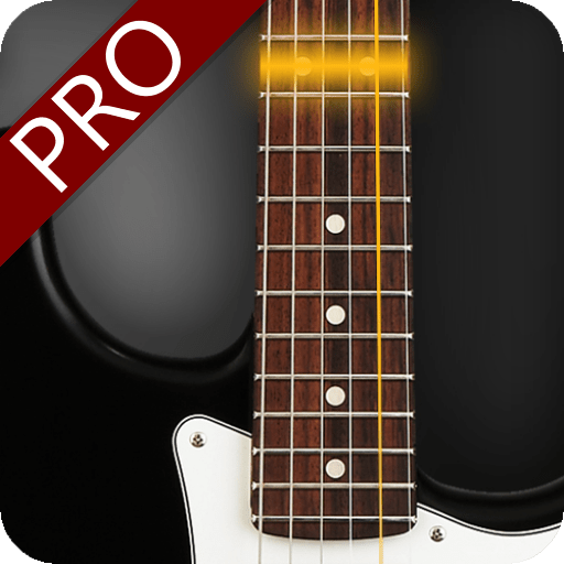 Guitar Scales & Chords Pro 125