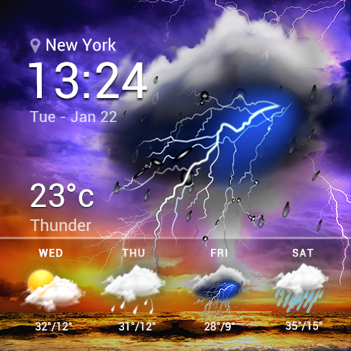 Accurate Weather Report Pro 16.6.0.6327_50180