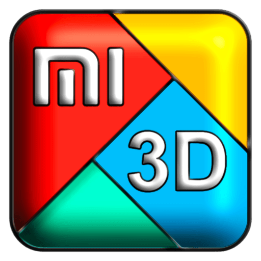 MIU! 3D – Icon Pack 2.1.2